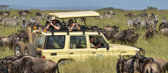 Voyage en Tanzanie